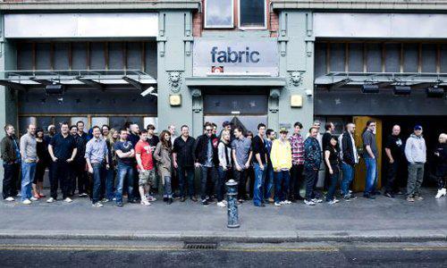 Discothèque The Fabric