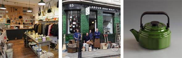 Labour and wait londres